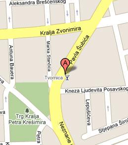Šubićeva 2, 10000 Zagreb